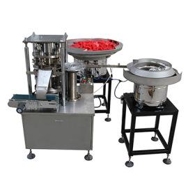 Ring gasket padding machine
