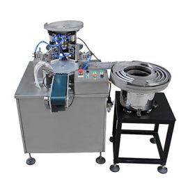 Small gasket padding machine