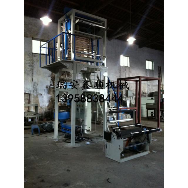 SJ-A50、55、65、65-1系列 高低压超薄吹膜机