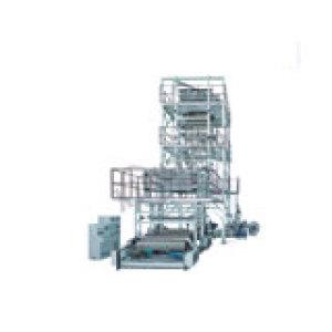 3SJ-G系列三层共挤旋转机头吹膜机组