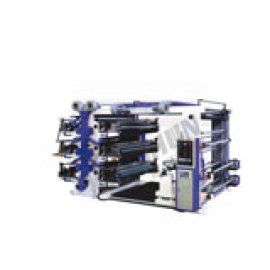 YT系列六色柔性凸版印刷机