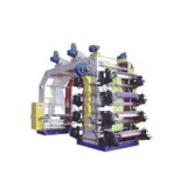 YT系列八色柔性凸版印刷机