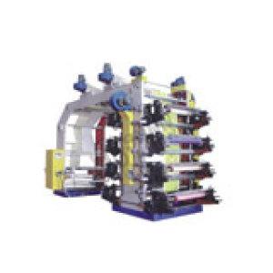 XSYT系列八色高速柔性凸版印刷机