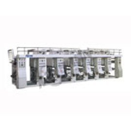 ASY-型系列凹版印刷机