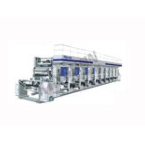 XSASY600-1000型系列高速电脑凹版印刷机