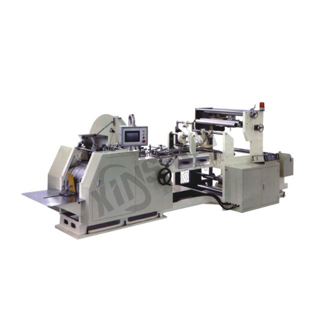 XS-400全自动高速食品袋纸袋机(KFC纸袋机)