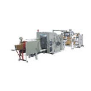 XS-180全自动方底纸袋机