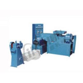 SJ-A90/120型电控干湿造粒机组