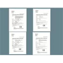 CE认证证书CE认证证书