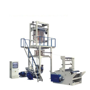 SJ-H系列升降旋转机头吹膜机(PE热收缩膜吹膜机)