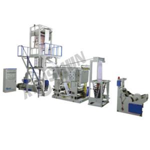 SJ55-ASY800吹膜凹版印刷连线机组