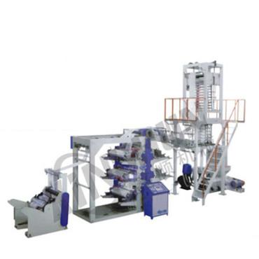 SJ50-YT2600吹膜凸版印刷连线机组